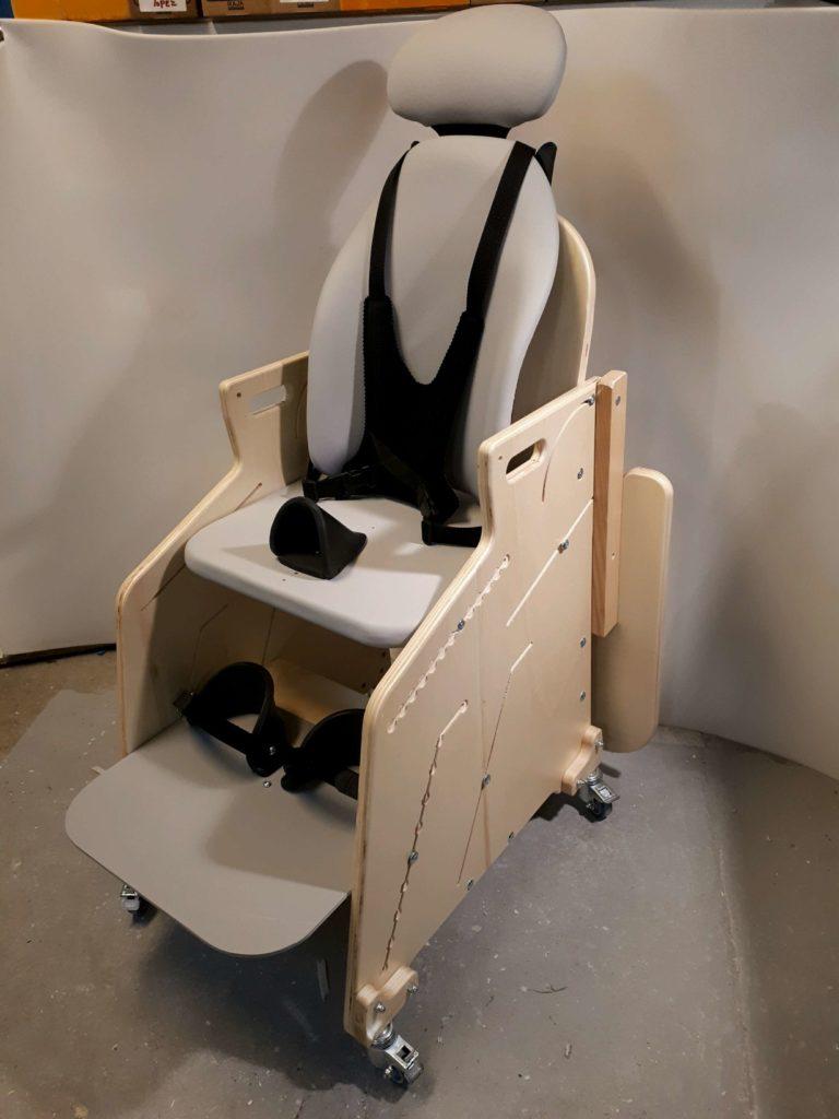 Pour – Vie Enfants Adapté Gabamousse Sièges Mobilier Handicapés VMLUGqSzp