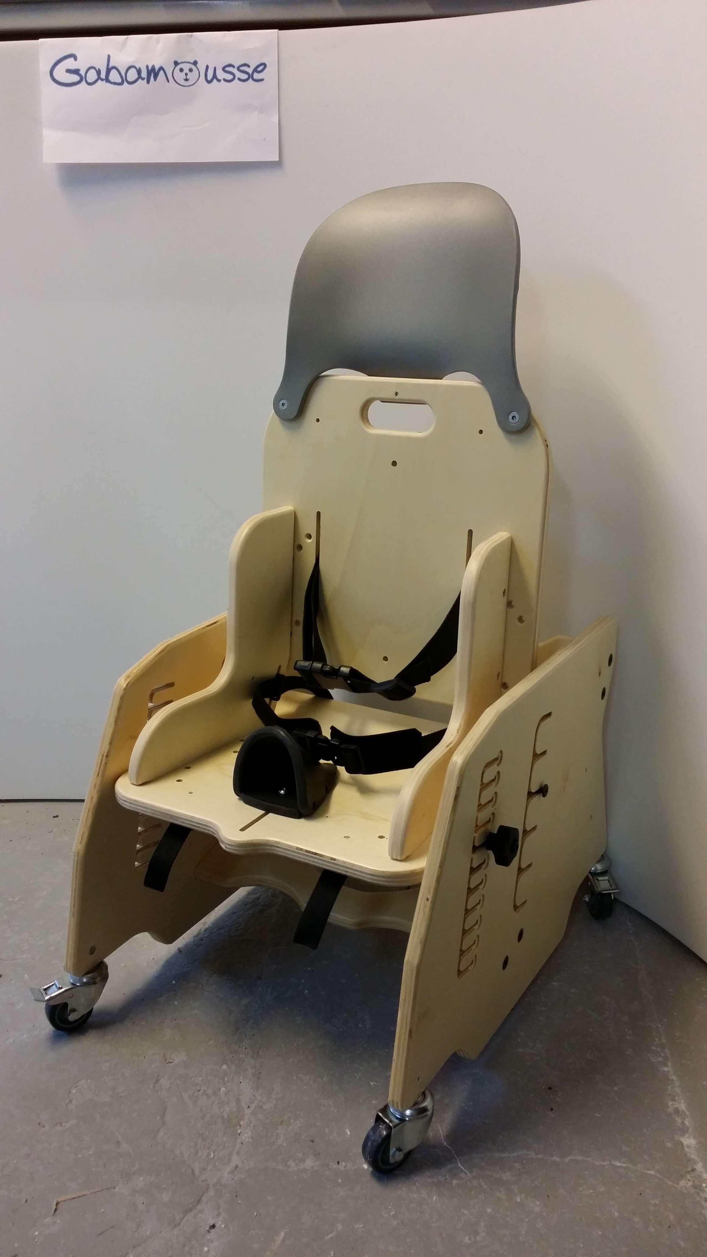La Chaise E Plot D'un CAMSP