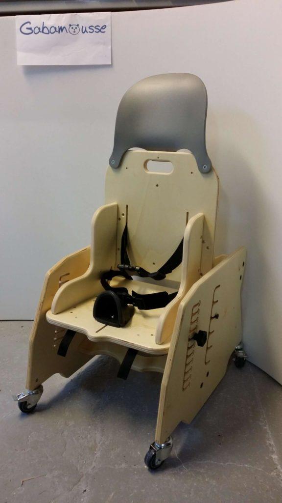 Le Siège WC Maternelle de Raphael ( 6 ans )